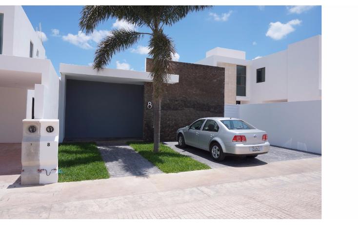 Foto de casa en renta en  , santa gertrudis copo, m?rida, yucat?n, 1737244 No. 06