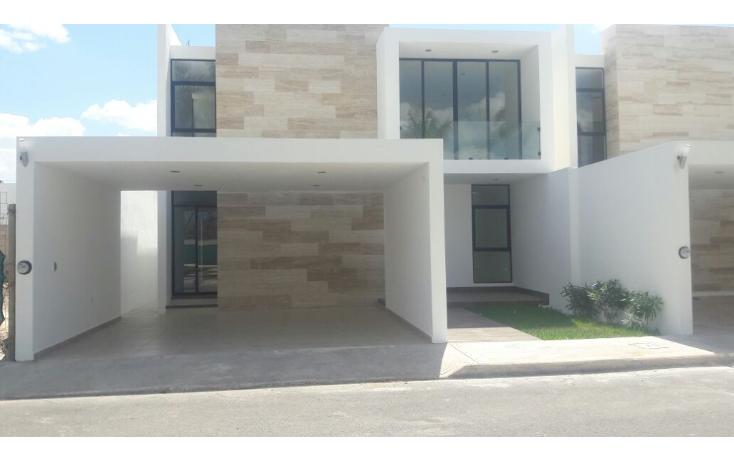 Foto de casa en venta en  , santa gertrudis copo, mérida, yucatán, 1738488 No. 01