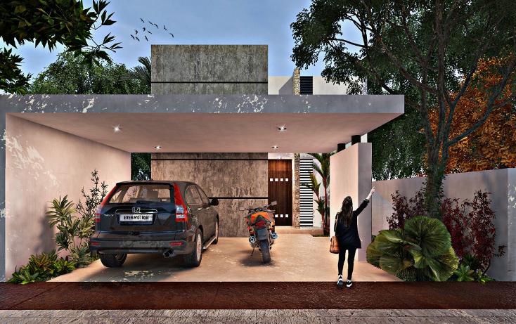 Foto de casa en venta en  , santa gertrudis copo, mérida, yucatán, 1749354 No. 01