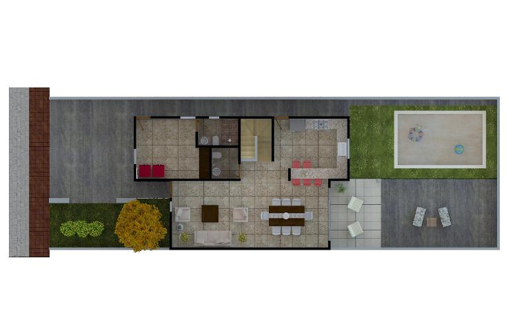 Foto de casa en venta en  , santa gertrudis copo, mérida, yucatán, 1749354 No. 05