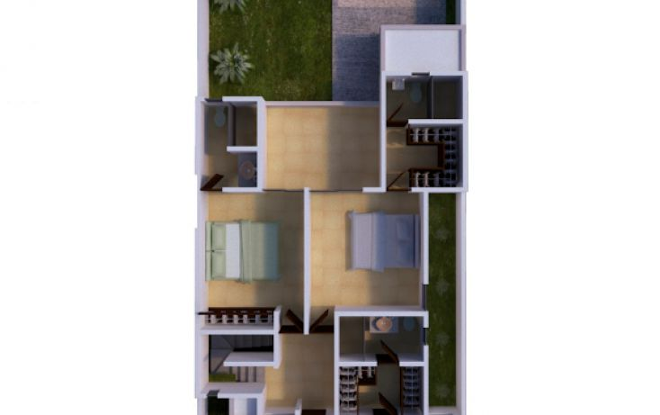 Foto de casa en condominio en venta en, santa gertrudis copo, mérida, yucatán, 1795470 no 09