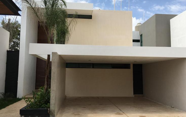 Foto de casa en venta en  , santa gertrudis copo, mérida, yucatán, 1815076 No. 01