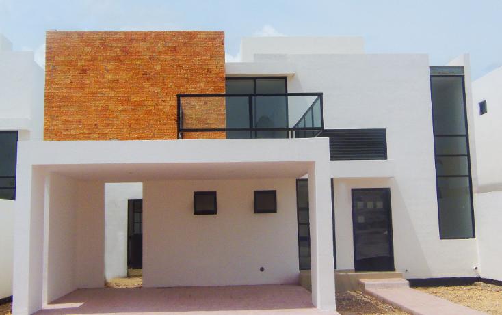 Foto de casa en venta en  , santa gertrudis copo, mérida, yucatán, 1828754 No. 01