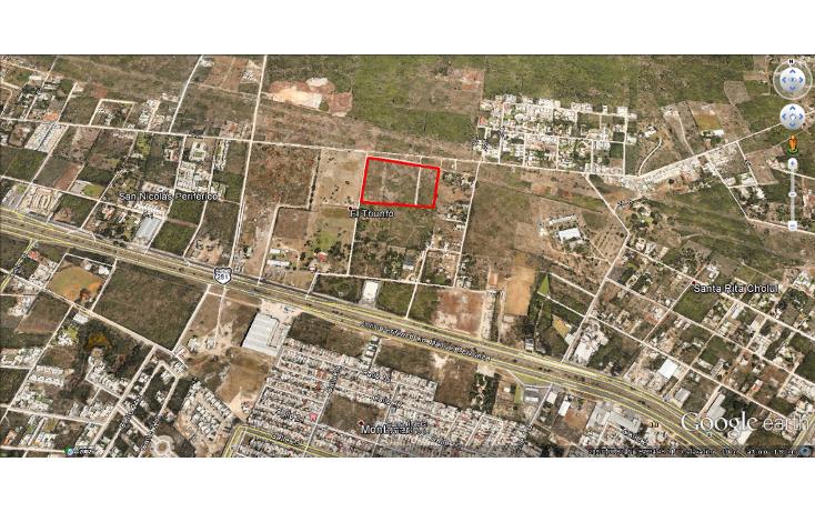 Foto de terreno comercial en venta en  , santa gertrudis copo, m?rida, yucat?n, 1829366 No. 01