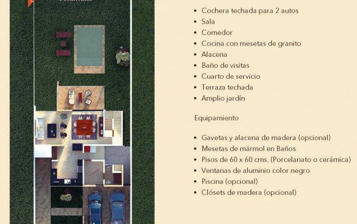 Foto de casa en condominio en venta en, santa gertrudis copo, mérida, yucatán, 1849080 no 09