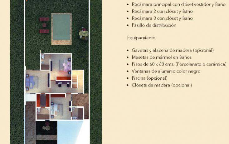 Foto de casa en condominio en venta en, santa gertrudis copo, mérida, yucatán, 1849080 no 10