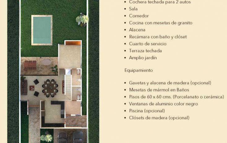 Foto de casa en condominio en venta en, santa gertrudis copo, mérida, yucatán, 1849080 no 14