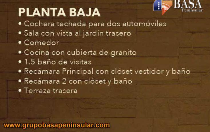 Foto de casa en condominio en venta en, santa gertrudis copo, mérida, yucatán, 1849080 no 20