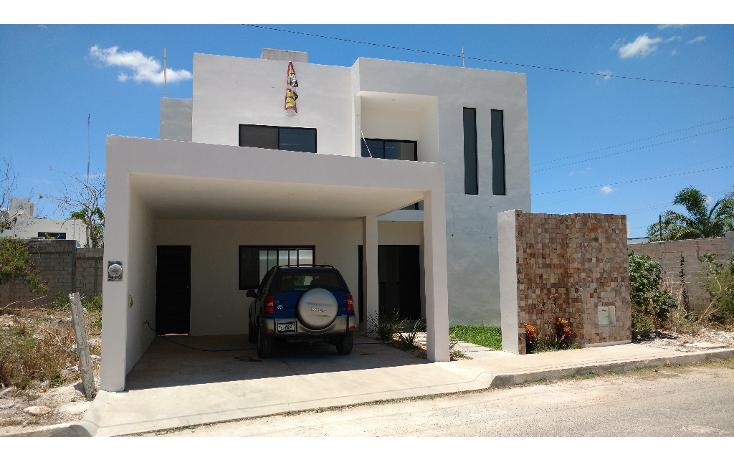 Foto de casa en venta en  , santa gertrudis copo, m?rida, yucat?n, 1851740 No. 01