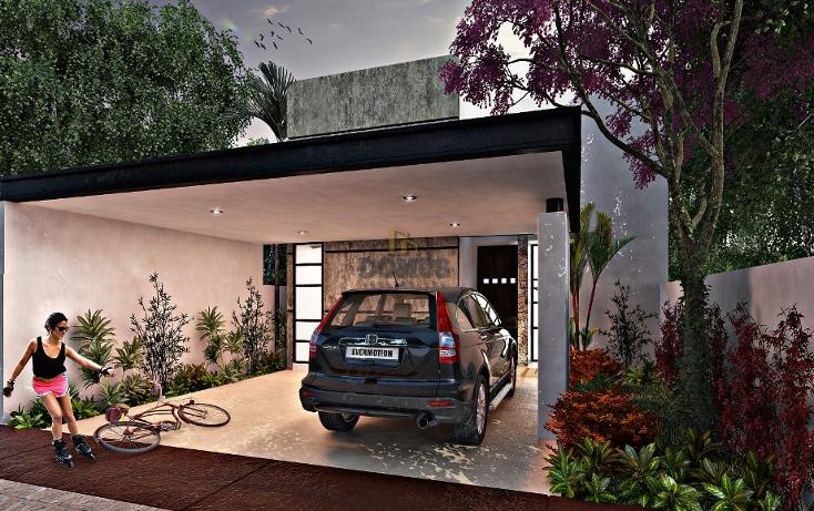 Foto de casa en venta en  , santa gertrudis copo, mérida, yucatán, 1857274 No. 01