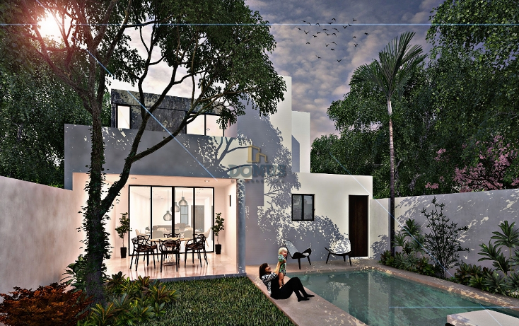 Foto de casa en venta en  , santa gertrudis copo, mérida, yucatán, 1857274 No. 05