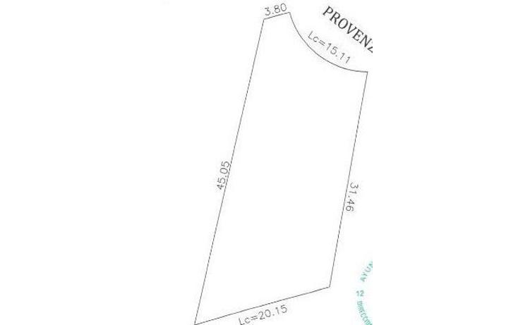 Foto de terreno habitacional en venta en  , santa gertrudis copo, m?rida, yucat?n, 1931202 No. 07