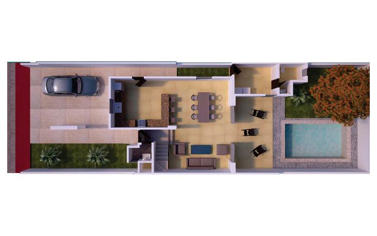 Foto de casa en venta en  , santa gertrudis copo, mérida, yucatán, 1965988 No. 04