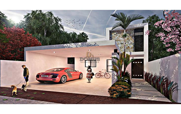 Foto de casa en venta en  , santa gertrudis copo, mérida, yucatán, 1973110 No. 01
