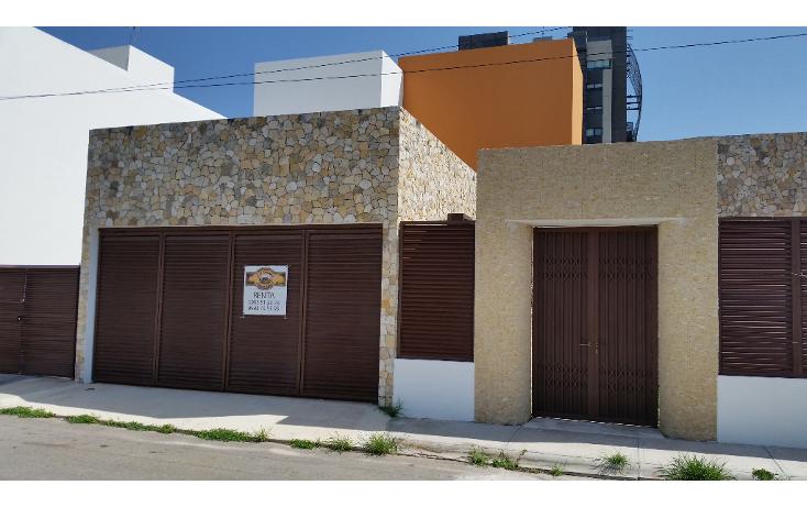 Foto de casa en renta en  , santa gertrudis copo, mérida, yucatán, 1975920 No. 01