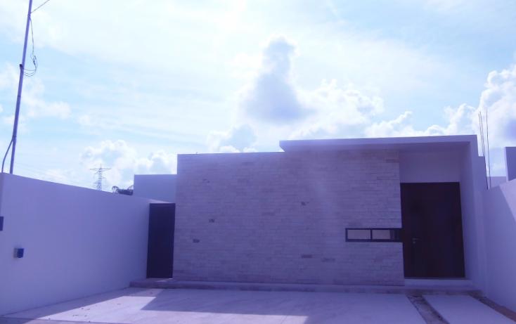 Foto de casa en venta en  , santa gertrudis copo, mérida, yucatán, 1981900 No. 01