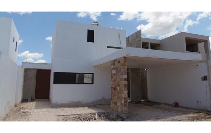 Foto de casa en venta en  , santa gertrudis copo, mérida, yucatán, 1983760 No. 01