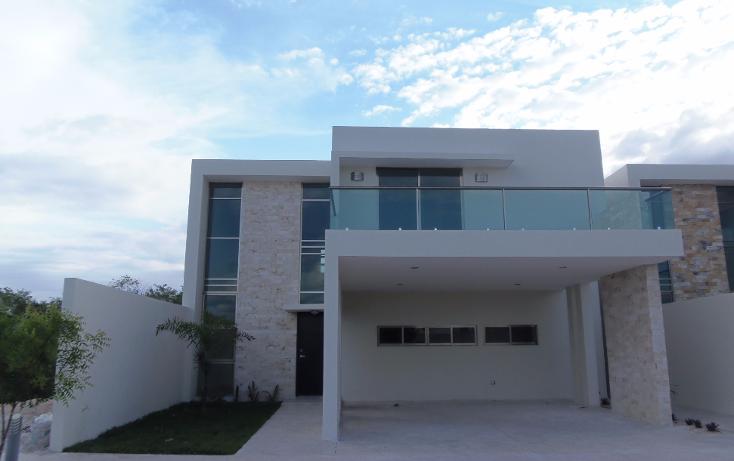Foto de casa en venta en  , santa gertrudis copo, mérida, yucatán, 2001038 No. 01