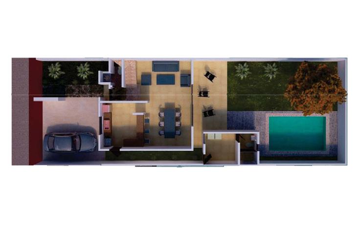 Foto de casa en venta en  , santa gertrudis copo, m?rida, yucat?n, 2002974 No. 04