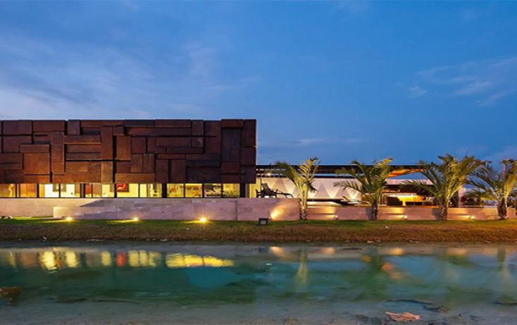 Foto de terreno comercial en venta en, santa gertrudis copo, mérida, yucatán, 2003438 no 01