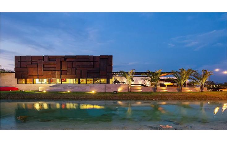 Foto de terreno comercial en venta en  , santa gertrudis copo, mérida, yucatán, 2003438 No. 01