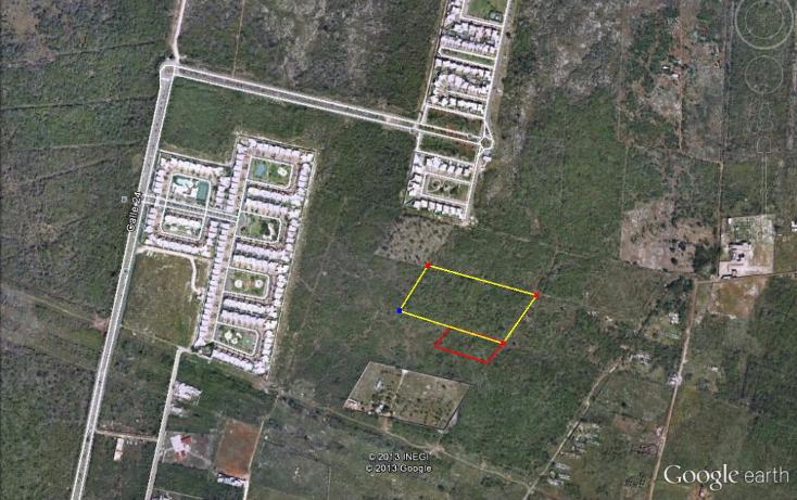 Foto de terreno habitacional en venta en  , santa gertrudis copo, m?rida, yucat?n, 2013766 No. 01