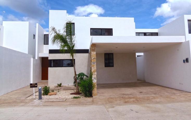Foto de casa en venta en  , santa gertrudis copo, mérida, yucatán, 2014278 No. 01