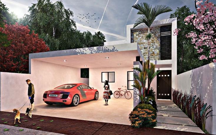 Foto de casa en venta en  , santa gertrudis copo, mérida, yucatán, 2031226 No. 01