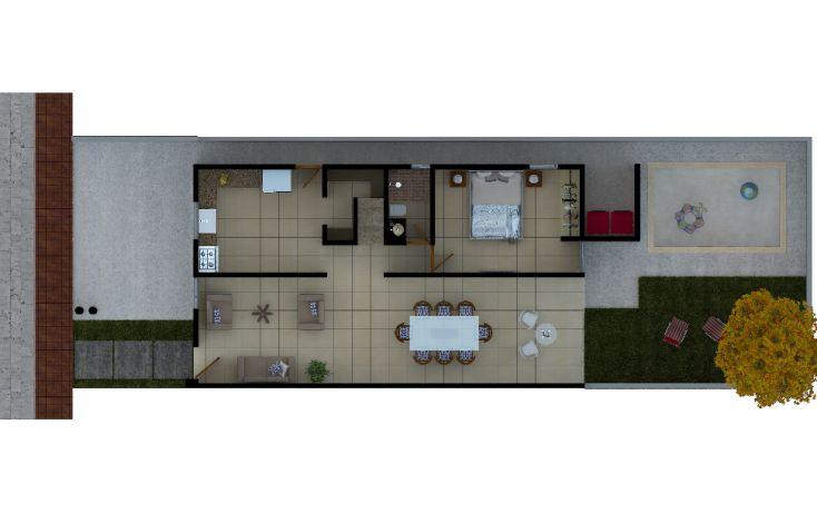 Foto de casa en condominio en venta en, santa gertrudis copo, mérida, yucatán, 2031226 no 05