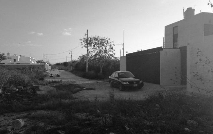 Foto de terreno habitacional en venta en  , santa gertrudis copo, mérida, yucatán, 2035482 No. 01