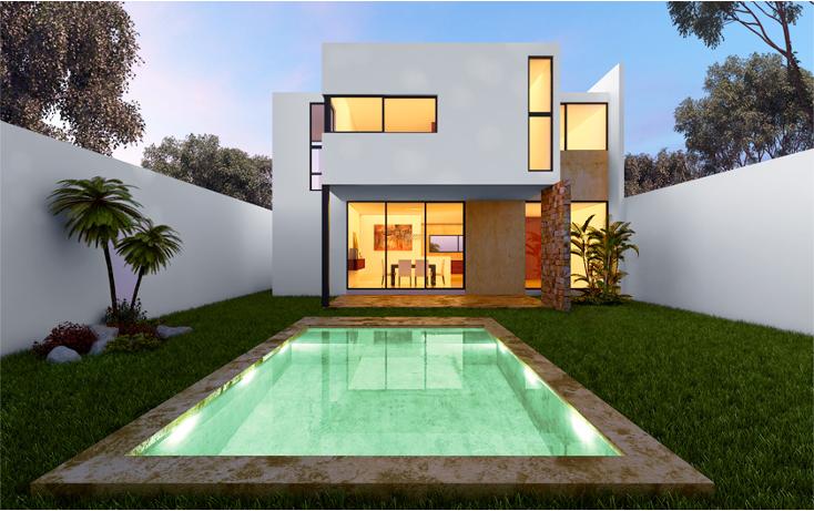 Foto de casa en venta en  , santa gertrudis copo, mérida, yucatán, 2035986 No. 01
