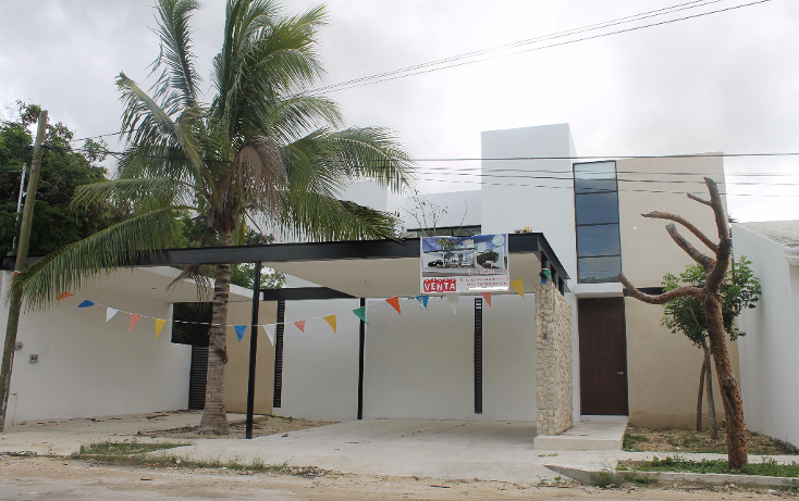 Foto de casa en venta en  , santa gertrudis copo, mérida, yucatán, 2038288 No. 01