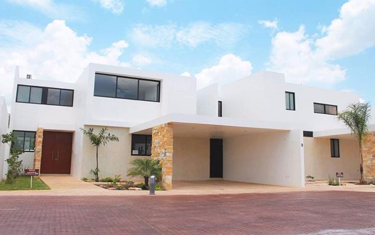 Foto de casa en venta en  , santa gertrudis copo, mérida, yucatán, 2634045 No. 01