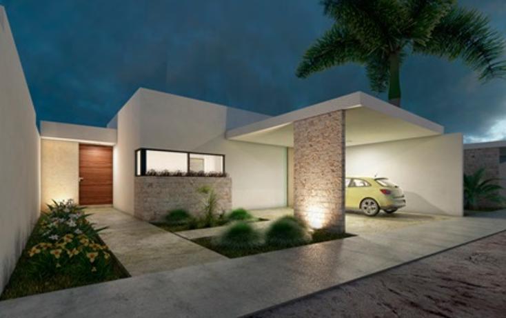 Foto de casa en venta en  , santa gertrudis copo, mérida, yucatán, 2634587 No. 01