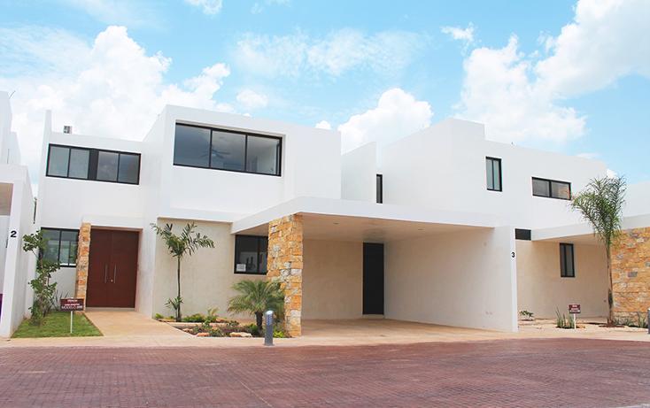 Foto de casa en venta en  , santa gertrudis copo, mérida, yucatán, 2639355 No. 01