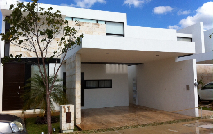 Foto de casa en venta en  , santa gertrudis copo, mérida, yucatán, 940963 No. 01
