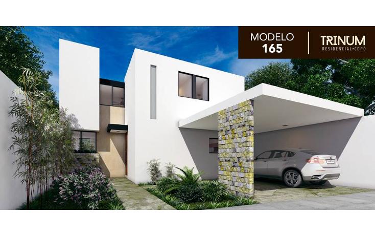 Foto de casa en venta en  , santa gertrudis copo, mérida, yucatán, 945693 No. 01