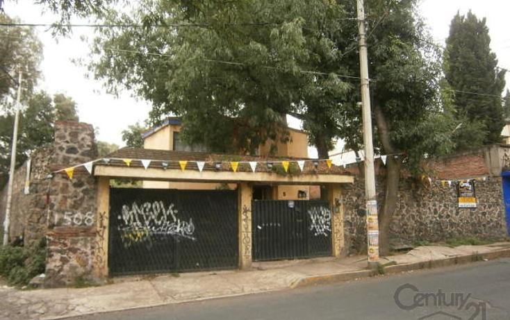 Foto de casa en venta en  , santa inés, xochimilco, distrito federal, 1695560 No. 01