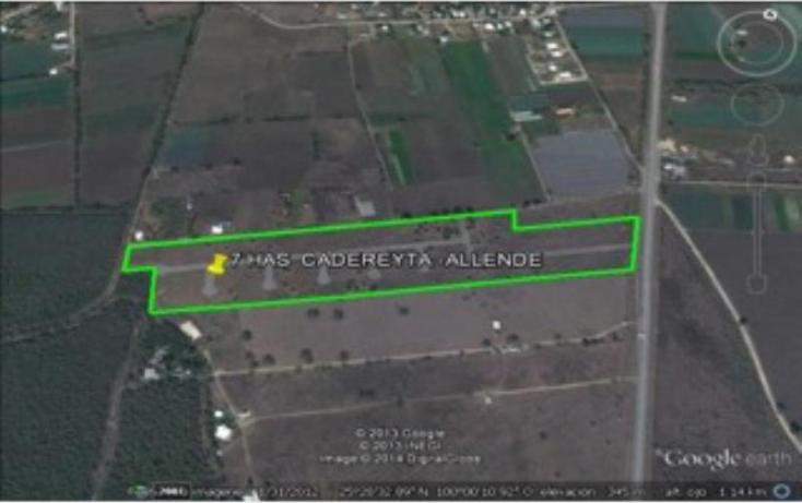 Foto de terreno habitacional en venta en, santa isabel, cadereyta jiménez, nuevo león, 513647 no 02