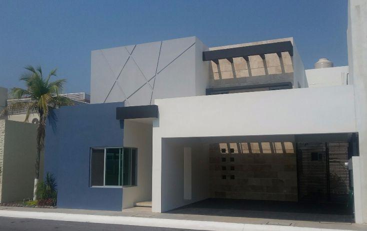 Foto de casa en renta en, santa isabel i, coatzacoalcos, veracruz, 1930742 no 01