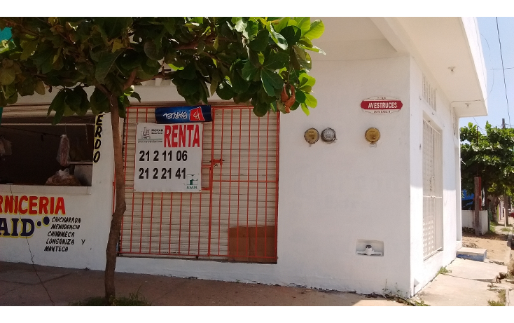 Foto de local en renta en  , santa isabel iii, coatzacoalcos, veracruz de ignacio de la llave, 1397575 No. 01