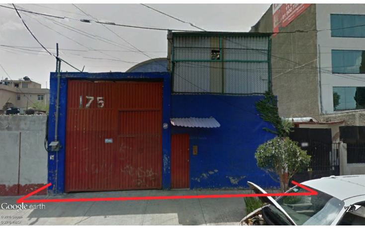 Foto de nave industrial en venta en  , santa isabel industrial, iztapalapa, distrito federal, 1600272 No. 01