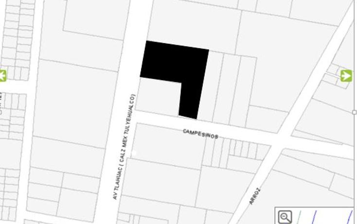 Foto de terreno industrial en venta en  , santa isabel industrial, iztapalapa, distrito federal, 1812938 No. 02