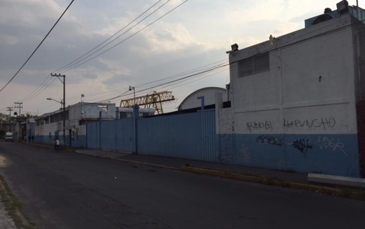 Foto de nave industrial en venta en  , santa isabel industrial, iztapalapa, distrito federal, 1871616 No. 01