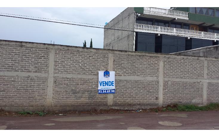 Foto de terreno comercial en venta en  , santa isabel ixtapan, atenco, m?xico, 1978142 No. 03