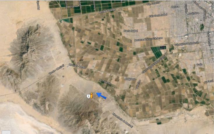 Foto de terreno comercial en venta en  , santa isabel, mexicali, baja california, 1273449 No. 01
