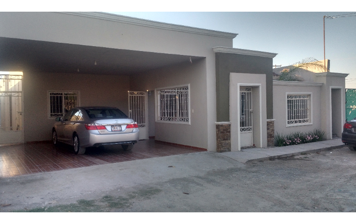 Foto de casa en venta en  , santa isabel, monclova, coahuila de zaragoza, 1110737 No. 01