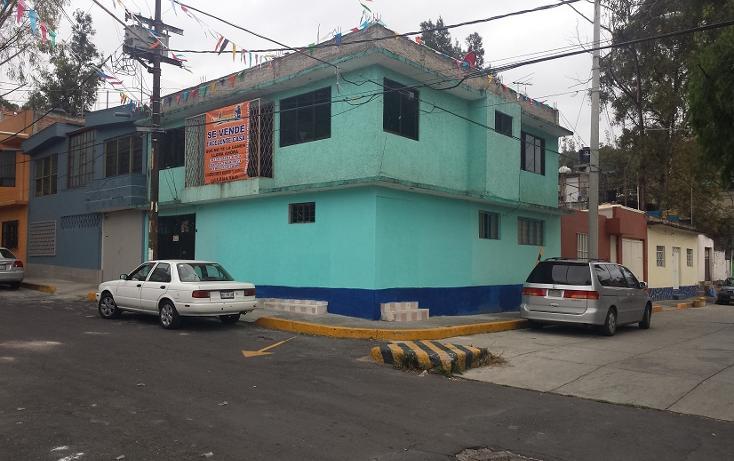 Foto de casa en venta en  , santa isabel tola, gustavo a. madero, distrito federal, 1420283 No. 01