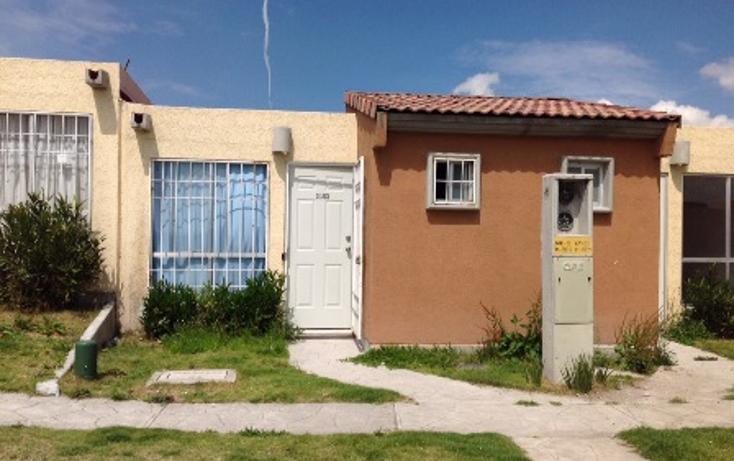 Foto de casa en venta en  , santa juana primera sección, almoloya de juárez, méxico, 1933872 No. 01