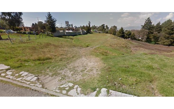 Foto de terreno habitacional en venta en  , santa juana segunda sección, almoloya de juárez, méxico, 1195317 No. 01